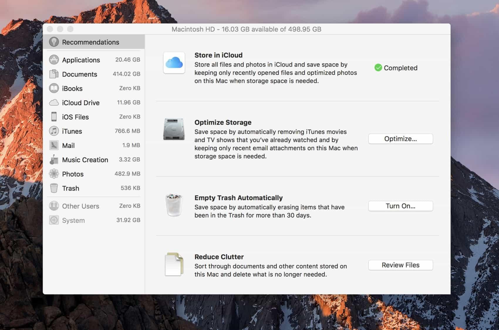 High Sierra won't install common MacOS High Sierra problems