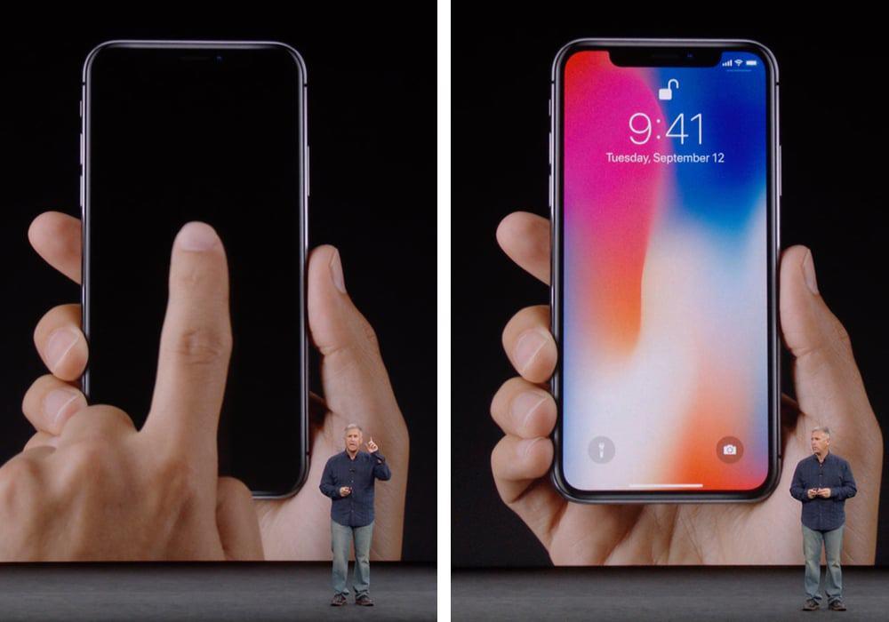 iphone x gestos