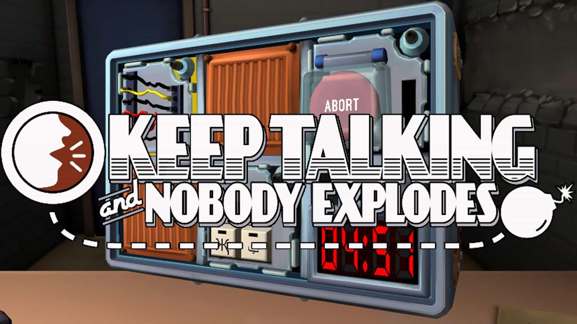 jogar com amigos keep talking and nobody explodes