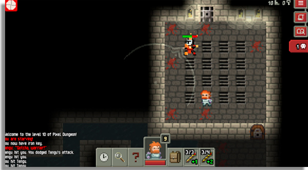 pixel dungeon mobile