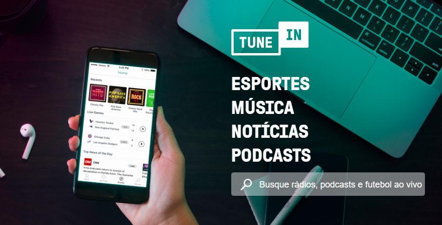 ouvir-musicas-tunein