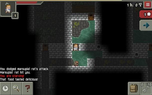 pixel dungeons