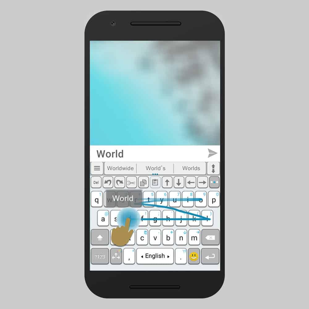 apps de teclado para android ai