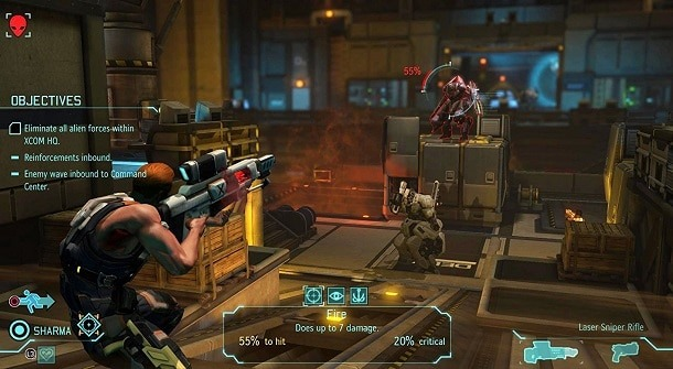 XCOM: Enemy Within best Android strategy games