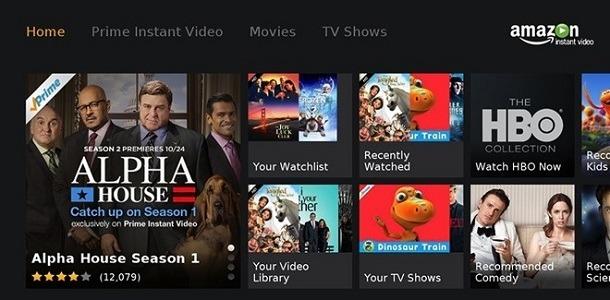 apps para ver filmes e séries amazon video