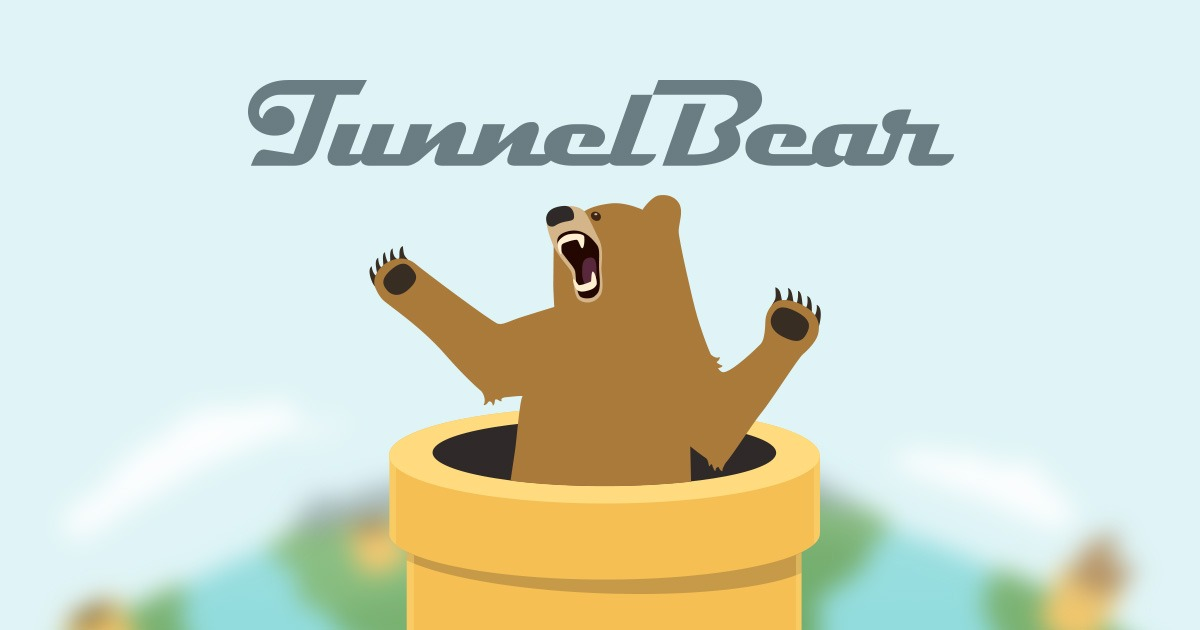 TunnelBear best free iPhone apps