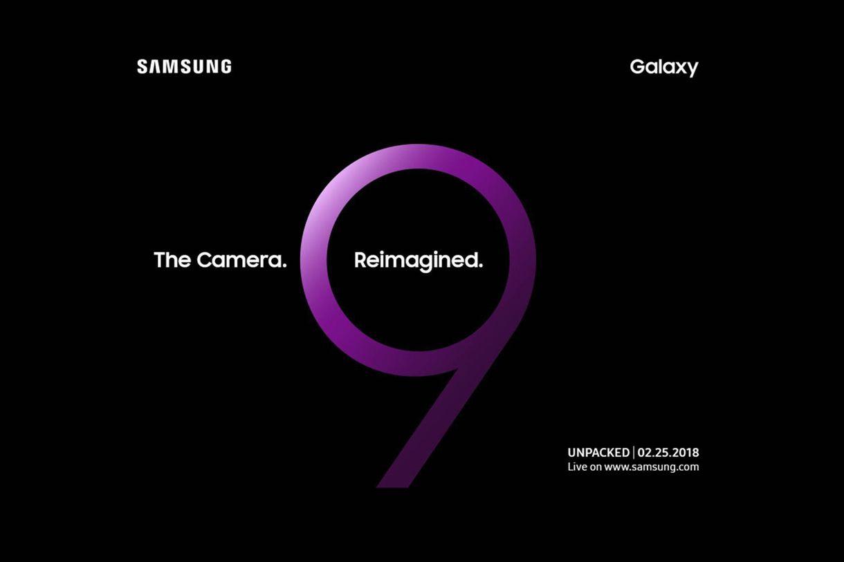 galaxy s9 anuncio