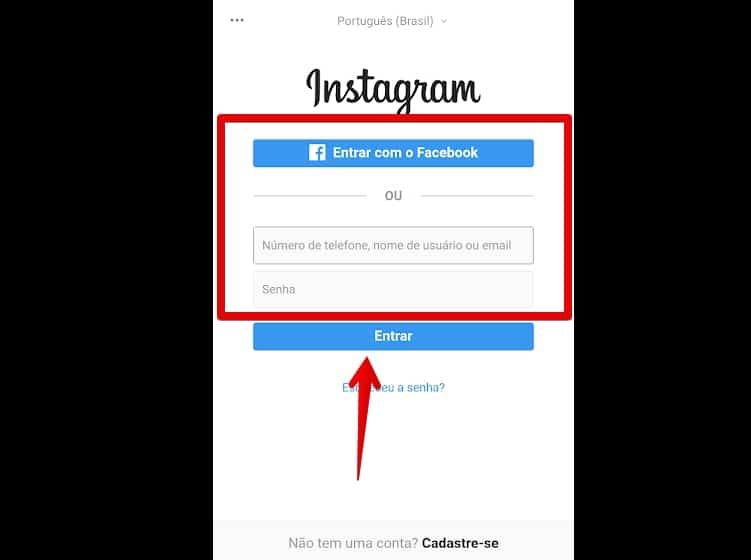 como repostar stories do Instagram