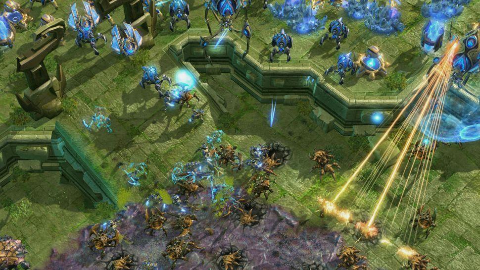 jogos grátis para PC starcraft