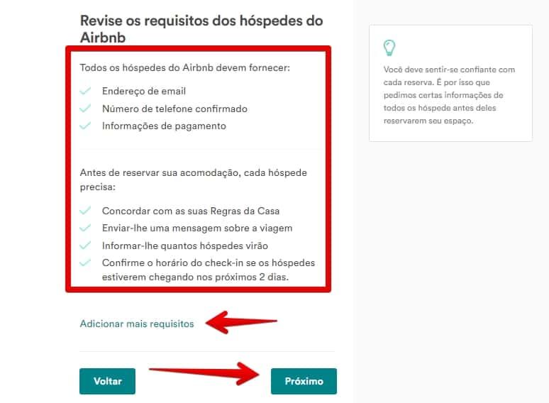 anunciar-no-airbnb-requisitos