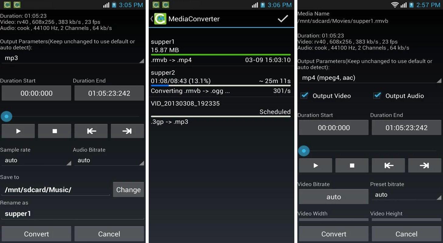 Media Converter best video editing apps