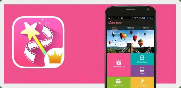 aplicativos para edição de videos smarthones