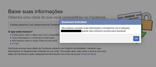facebook no pc