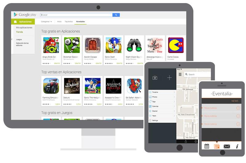 vender apps
