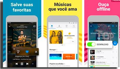 aplicativo para baixar musica no celular android 2018