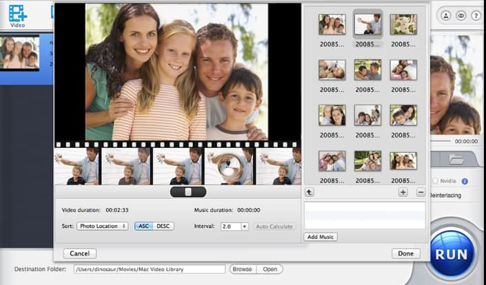 MacX Video Converter Pro conversao