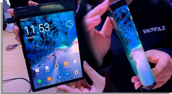 melhores celulares do mundo flexpai