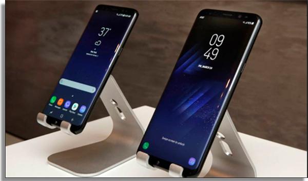 melhores celulares do mundo s8