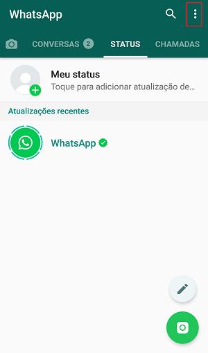 privacidade no whatsapp