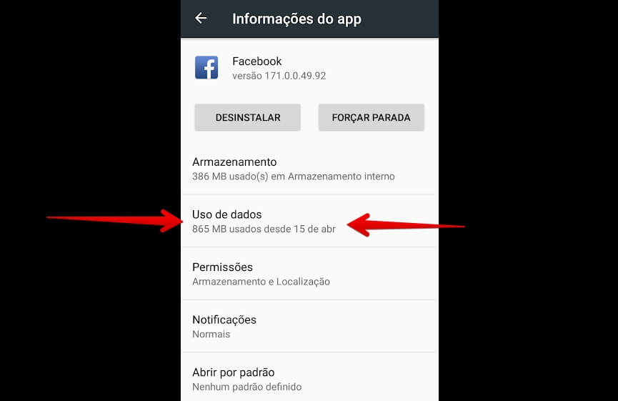 app-do-facebook-dados