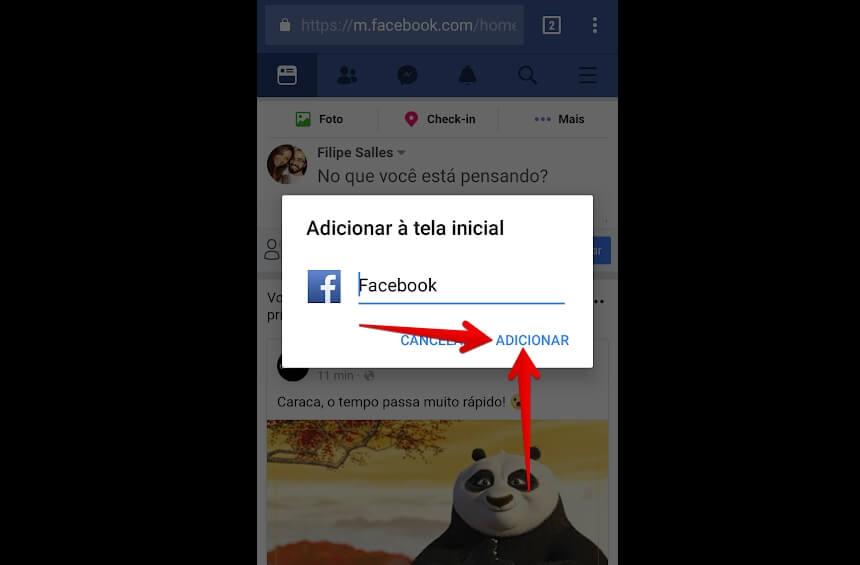 app-do-facebook-mobilefinalizar
