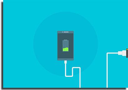 bloquear chamadas indesejadas bateria
