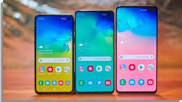 galaxy s10 e um dos smartphones mais potentes da atualidade