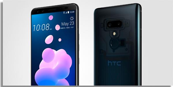 celular mais potente htc u12 plus