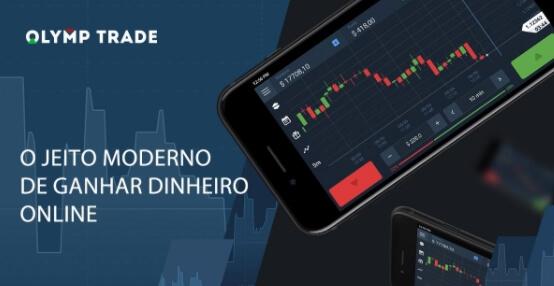 app mobile da olymp trade