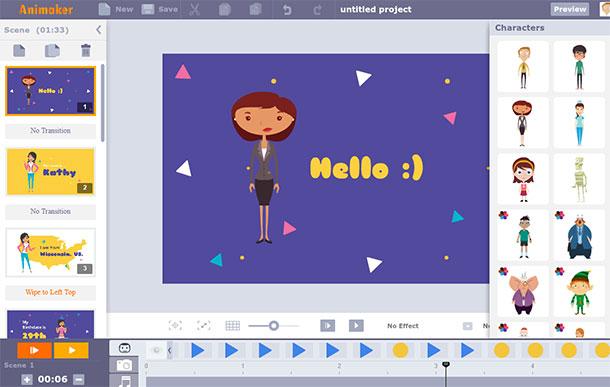 melhores-aplicativos-criar-videos-verticais-animaker