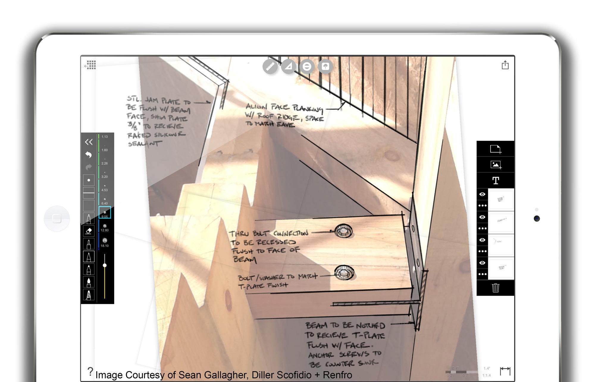 aplicativos para arquitetos