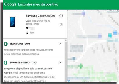 apps tem acesso às suas fotos localizar