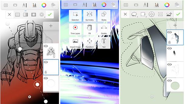 aplicativos-para-designers-iphone-autodesk