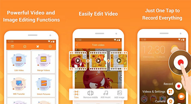 melhores-editores-video-android-durecorder