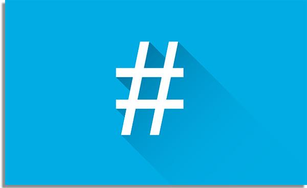hashtags mais usadas no instaicone