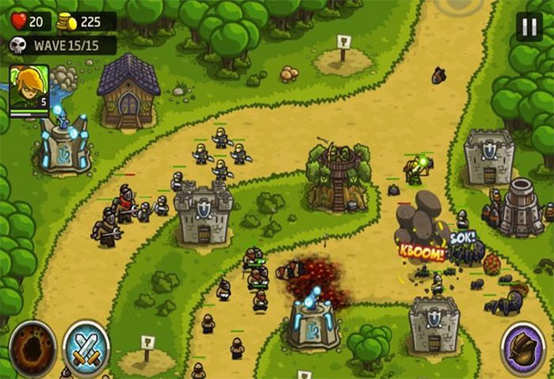 melhores-jogos-offline-android-kingdomrush