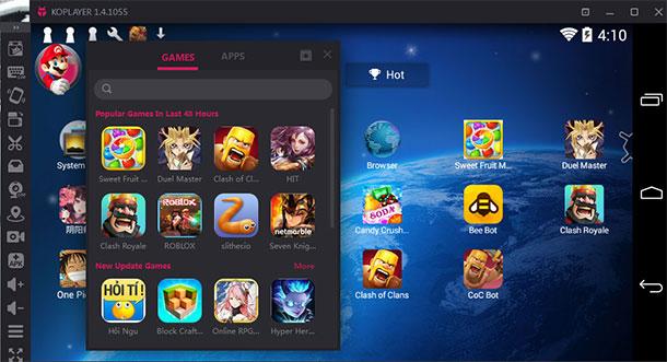 melhores-emuladores-android-para-pc-fraco-koplayer