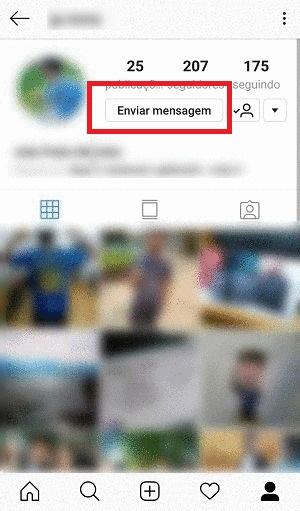 mensagem-no-instagram