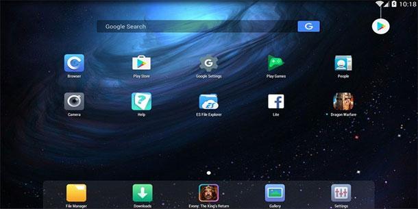 Top De 11 Emuladores Android Para Pc De Bajos Recursos 2020 Apptuts