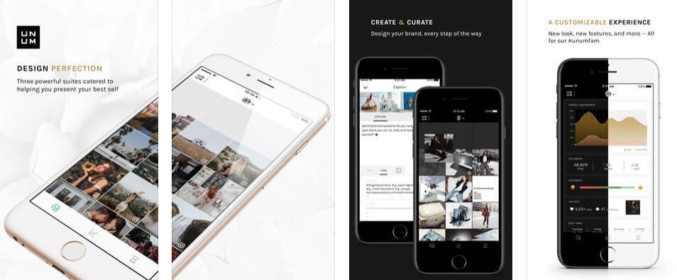 organizar o feed do Instagram