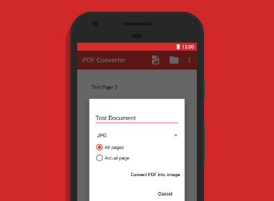 9 apps para transformar fotos em PDF