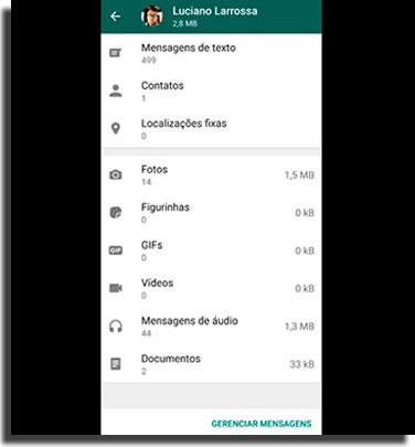 acelerar audios do whatsapp limpar