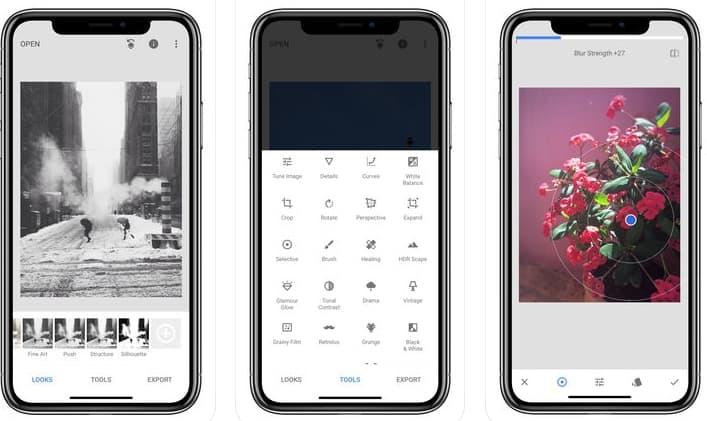 apps-para-editar-fotos-snapseed