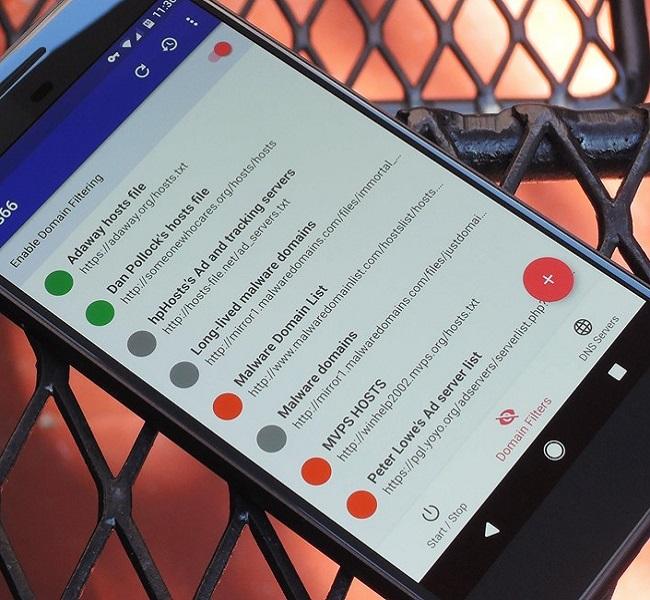 Como bloquear anúncios no Android