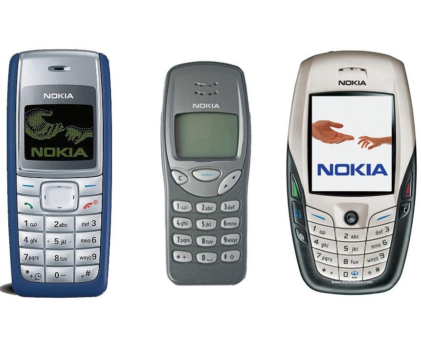 Top 17 celulares mais vendidos de todos os tempos