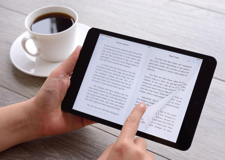 20 melhores aplicativos para baixar e ler livros