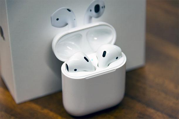 Fones de ouvido para iPhone 7 AirPods