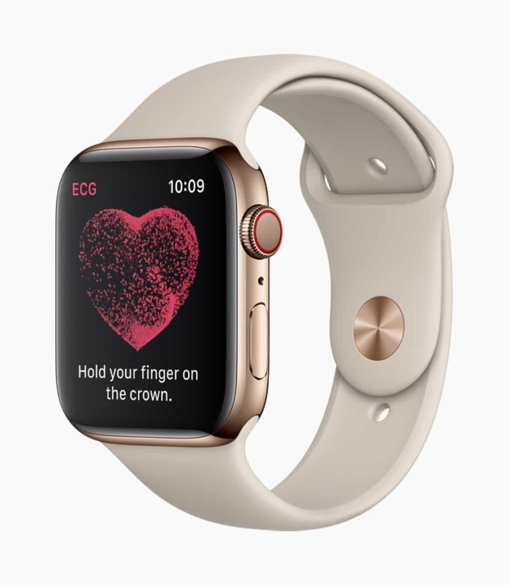 anúncio do apple watch