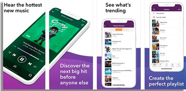 aplicativos de musica spinrilla