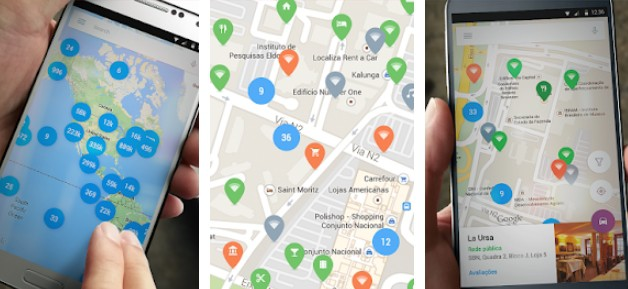 aplicativos para descobrir senha de WiFi no Android osmino